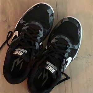 Nike Camo Sneakers